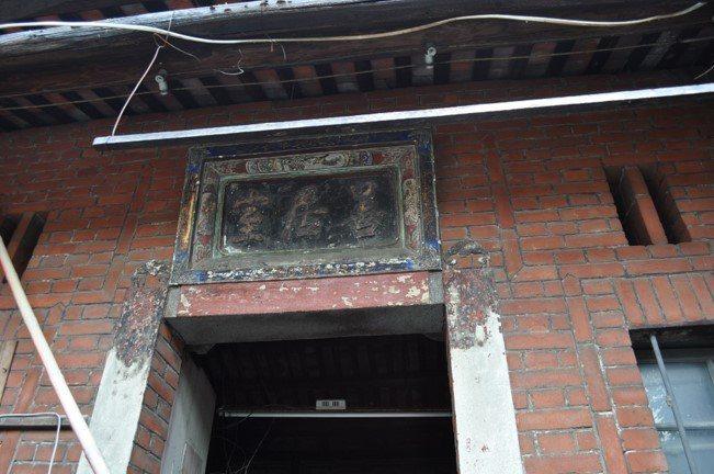 社子島善居室等7處建物,登錄為歷史建築。 記者翁浩然/攝影