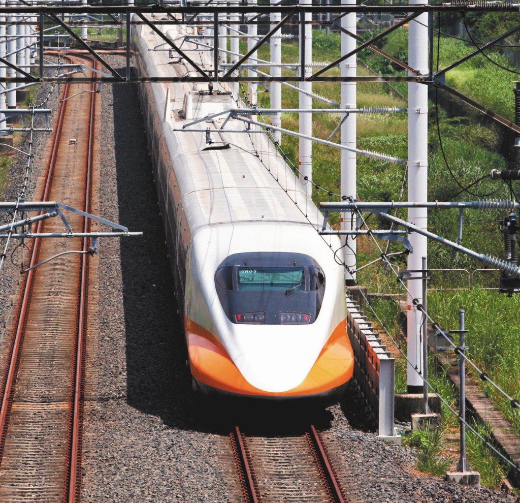 一名網友看到高鐵南延到屏東的新聞,好奇的想知道日後高鐵是否也會直達桃園機場?圖/...