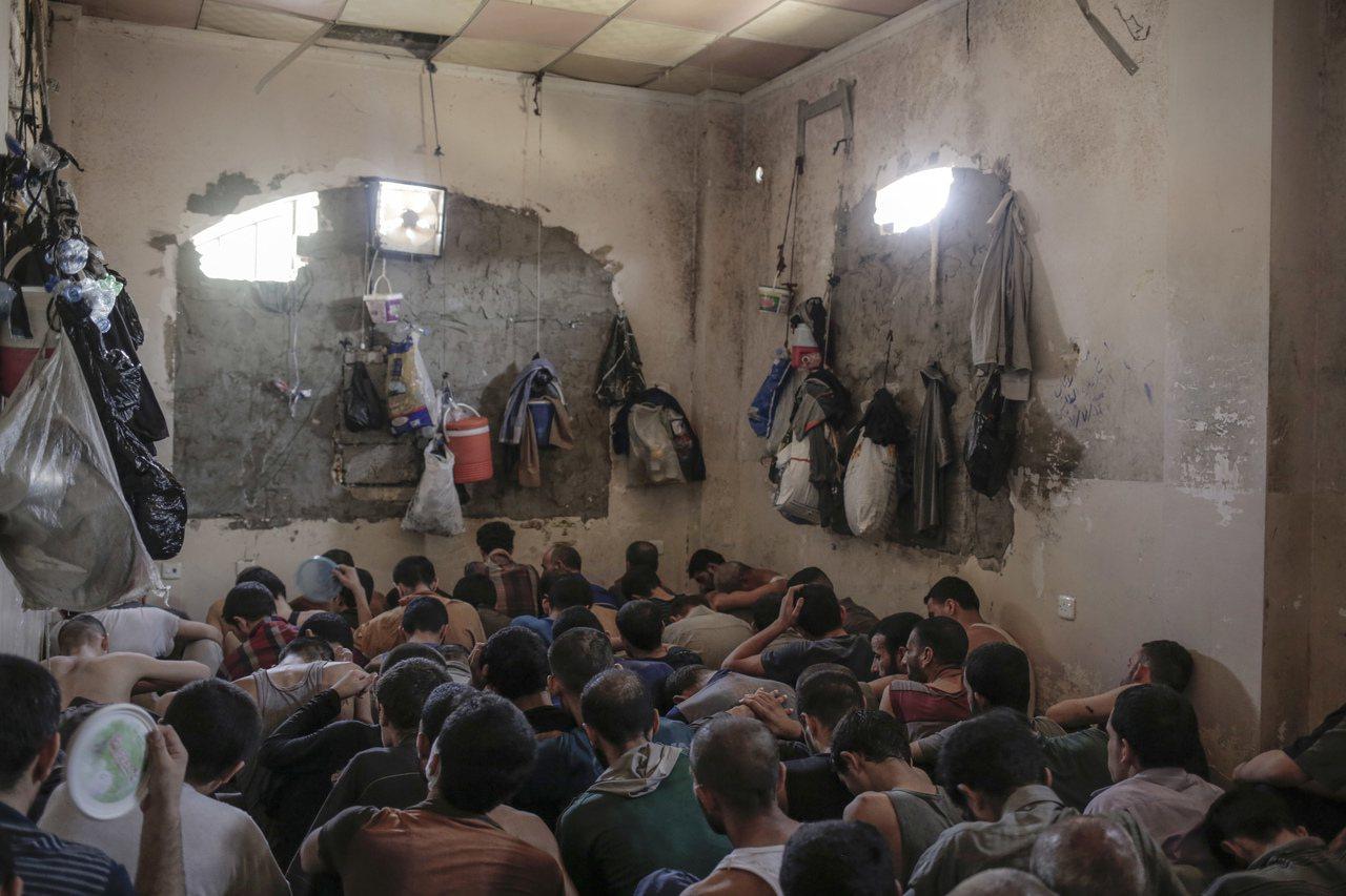 IS首腦巴格達迪身亡後,伊斯蘭國雖受打擊,但反恐戰還有漫長路要走。圖為IS根據地...