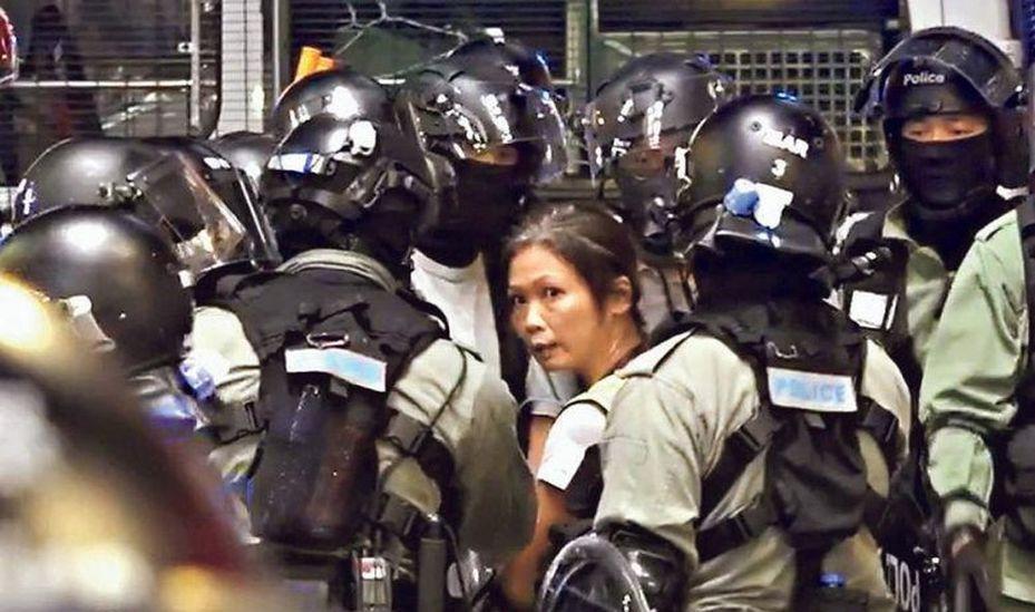 攝記被扣7小時 3記者組織強烈譴責 資料照