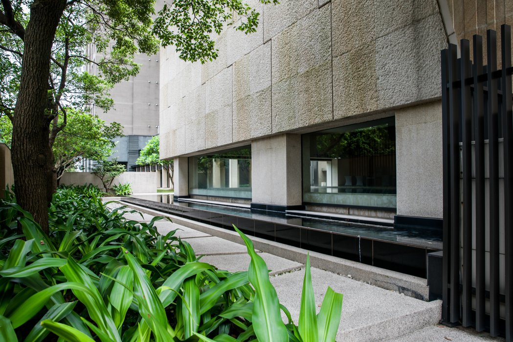 合輝建設國家美學館大廳公設。 業者/提供