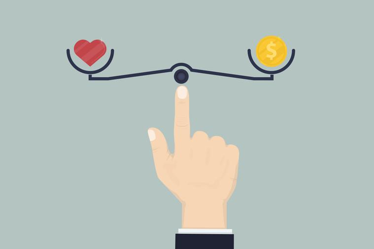 1項新的研究表示,收入如果下降,罹患心臟病、中風和心臟衰竭的風險就會增加,研究刊...
