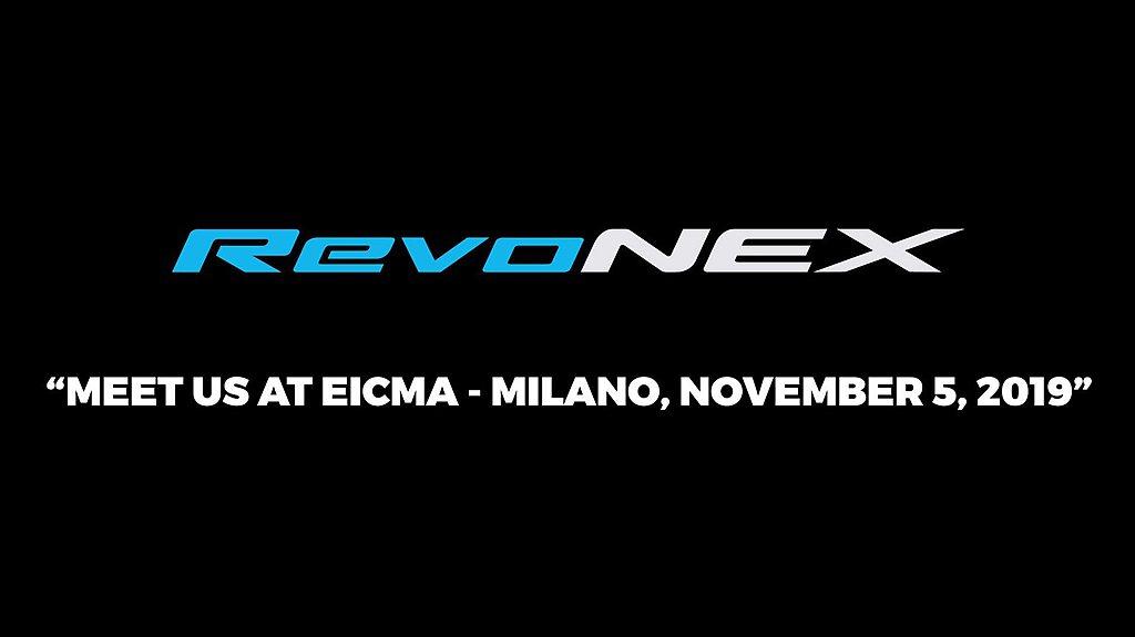 基於浪聲與騎乘樂趣等開發理念,光陽再推新概念車RevoNex! KYMCO/提供