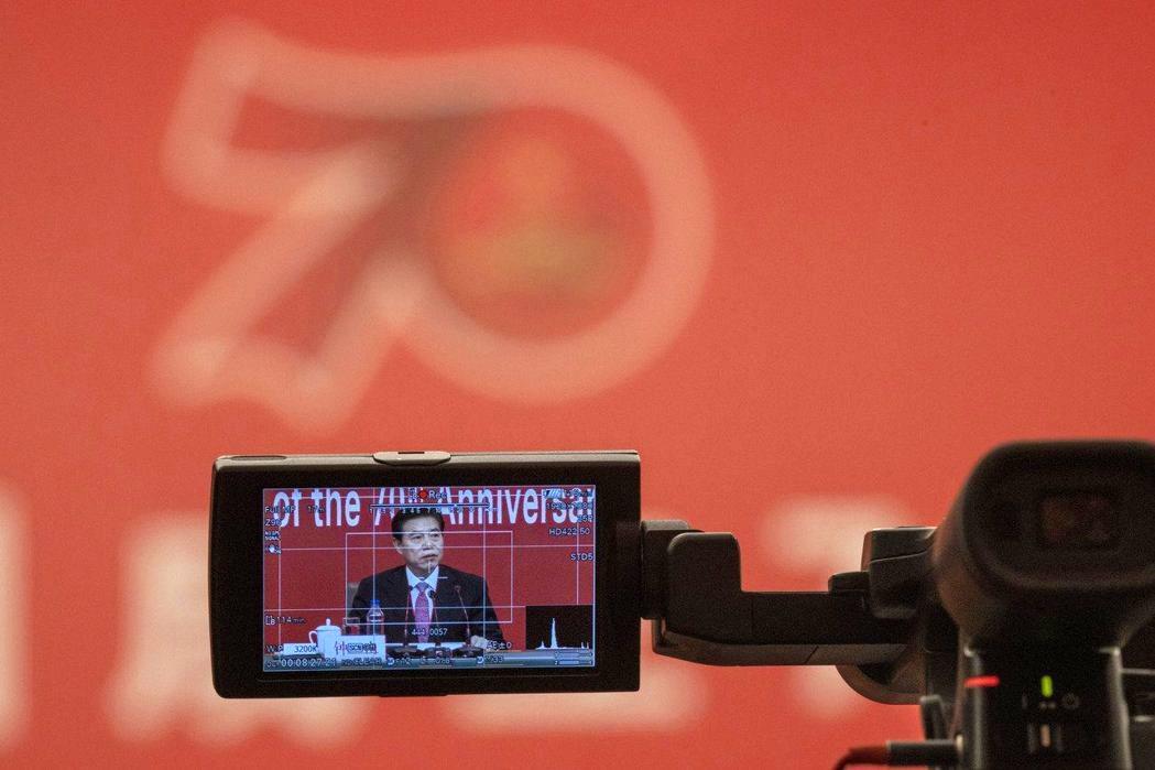 中國網信辦公布《互聯網新聞信息服務管理規定》,等於讓中國新聞媒體全面「國有化」。 圖/美聯社