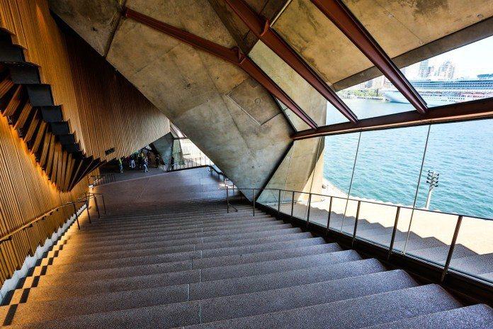 ▲澳洲雪梨景點推薦-雪梨歌劇院內部。(圖/Tripbaa趣吧!亞洲自由行專家)