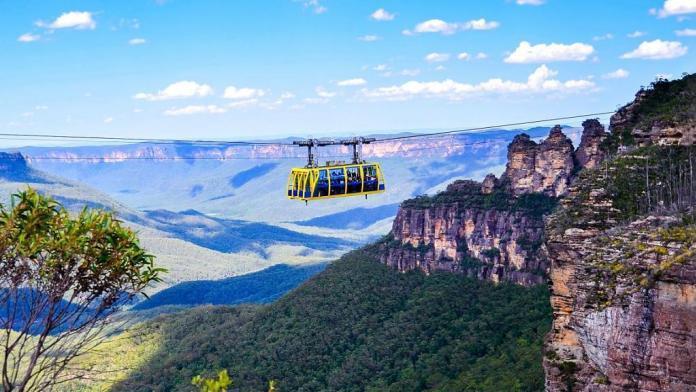 ▲澳洲雪梨景點推薦-藍山國家公園。(圖/Tripbaa趣吧!亞洲自由行專家)
