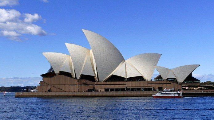 ▲澳洲雪梨景點推薦-雪梨歌劇院。(圖/Tripbaa趣吧!亞洲自由行專家)