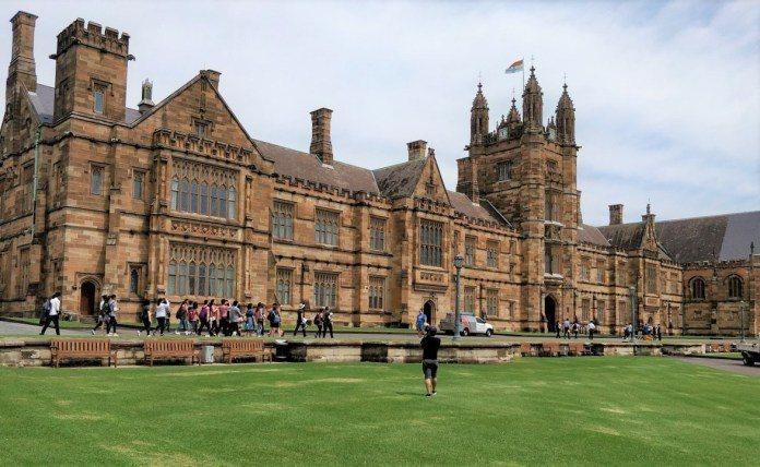 ▲澳洲雪梨景點推薦-雪梨大學。(圖/Tripbaa趣吧!亞洲自由行專家)