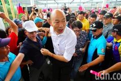 又失言?韓國瑜辦公室:白白胖胖是形容民進黨貪腐文化