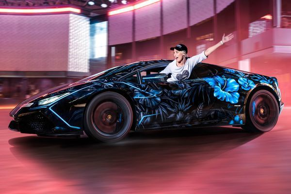 網紅開豪華車的瘋狂生活! 改變了汽車界以往的行銷手法?