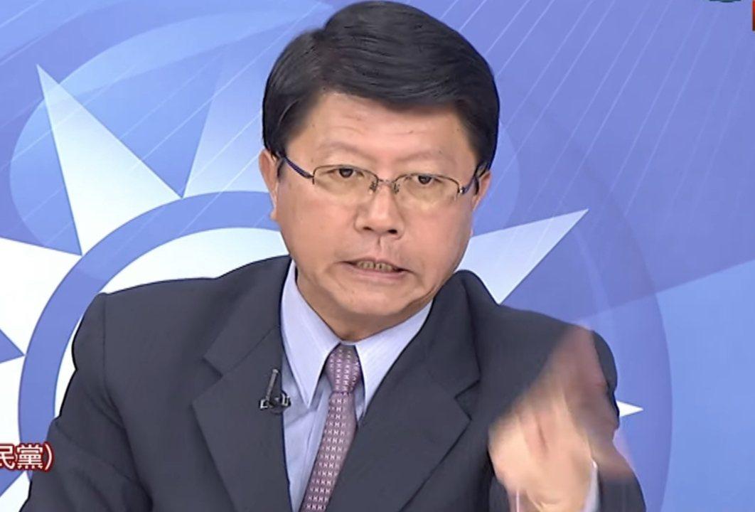 國民黨台南市黨部主委謝龍介傳被列入立委不分區安全名單內。圖/本報資料照片