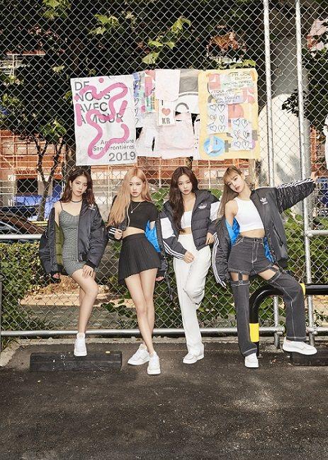 adidas Originals攜手最強女團BLACKPINK推出全新秋冬系列。...