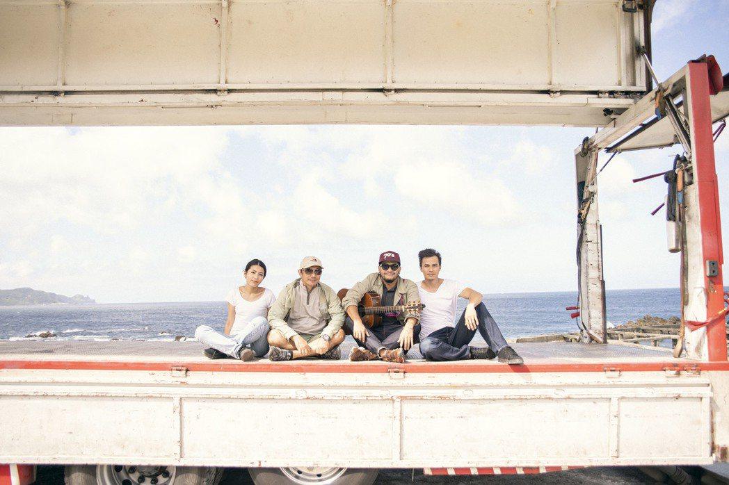 張震嶽新歌「貪心」MV找來金馬新導演黃信堯。圖/本色提供