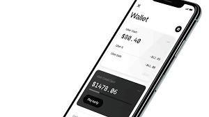 Uber 數位錢包的介面。圖片取自Uber官網。