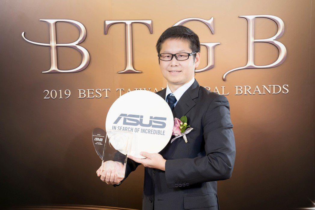 Interbrand鑑價的「2019年台灣20大國際品牌價值」調查結果揭曉,華碩...