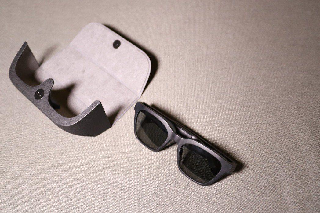 台灣所引進的Bose Frames為亞洲方版,臉大的讀者購買前需試戴。 彭子豪/...