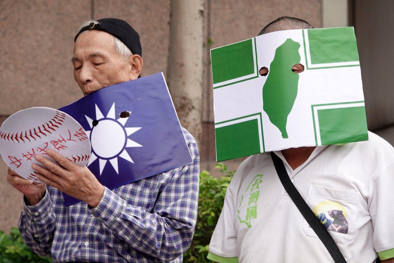 針對民進黨表示,要待總預算通過後再處理中共代理人法復議案,台灣國辦公室今天赴民進...