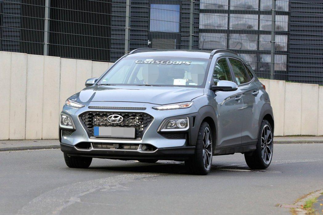 全新Hyundai Kona N有望在2020年揭曉。 摘自Carscoops