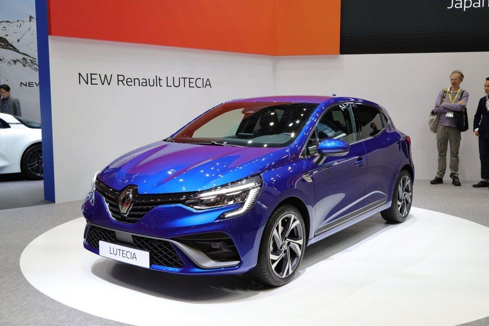 NEW Renault Lutecia。 摘自Tokyo Motor Show