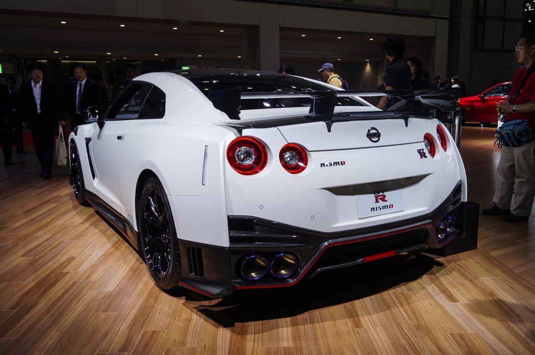 Nissan GT-R Nismo。 記者趙駿宏/攝影
