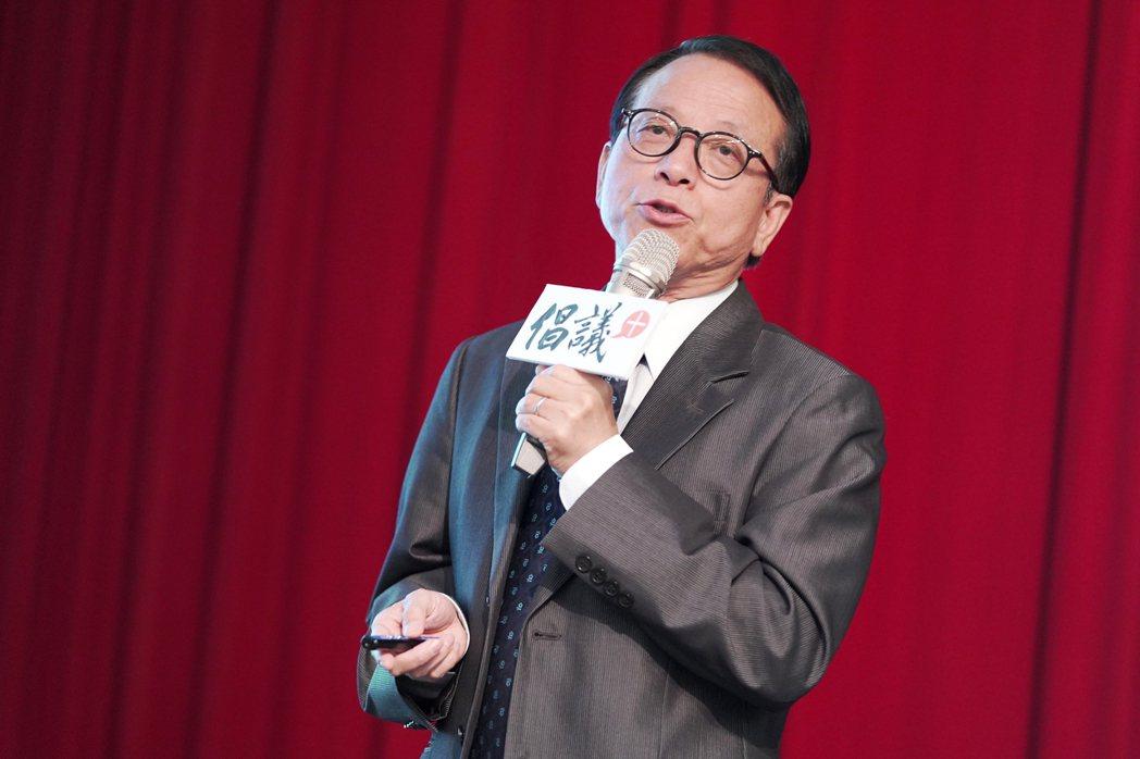 長年關注CSR議題,優樂地永續服務董事長朱竹元有著台灣CSR園丁的美名。 圖/李...