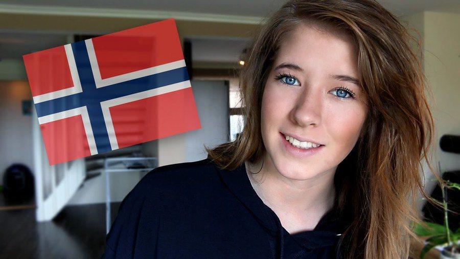 挪威語的使用者正快速流失中,許多當地店員已不太講挪威語。(photo by Yo...