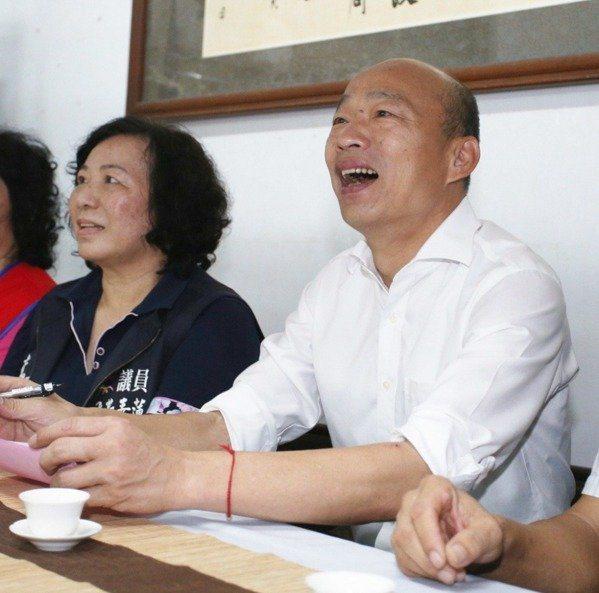 移民/住人權修法聯盟今指出,韓國瑜談新移民政策立意良善,且對新移民和全體台灣人都...