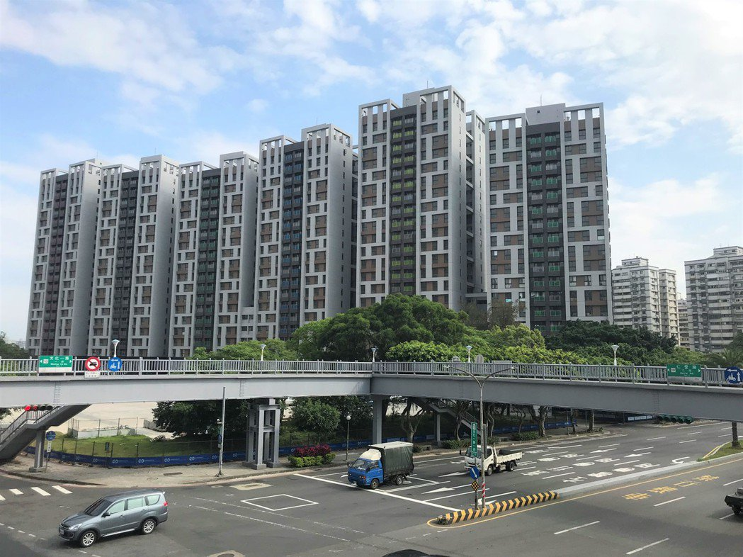 林口社會住宅 記者游智文/攝影
