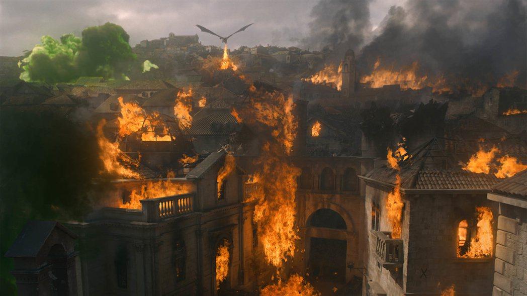 「冰與火之歌:權力遊戲」將是HBO Max的主打大戲之一。圖/摘自HBO