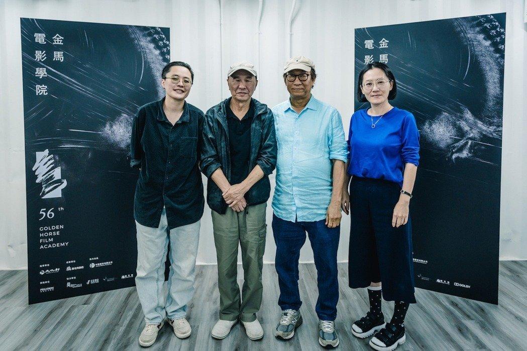 台灣金馬獎仍有許多國際大導支持  圖/金馬獎執委會提供