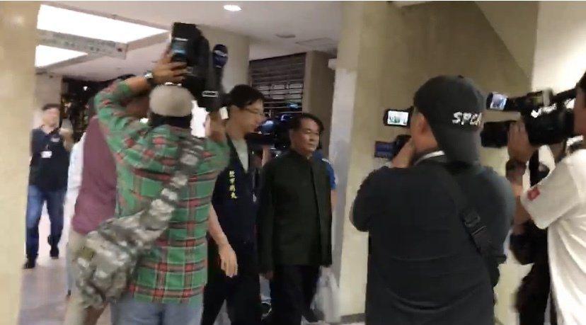 王際平被法院裁定收押禁見。記者賴佩璇/攝影