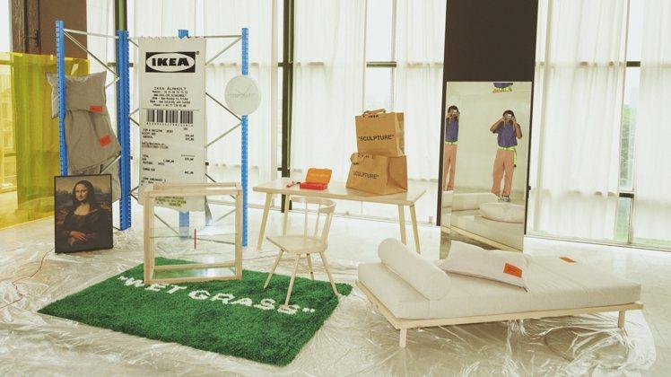 IKEA、Off-White聯名的「MARKERAD」全系列將於11月1日下午2...