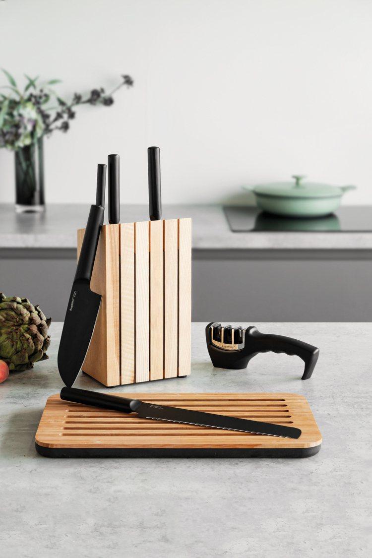 此次參與全聯福利點換購活動的BergHOFF羅恩刀具系列共有8款品項,最低1.2...