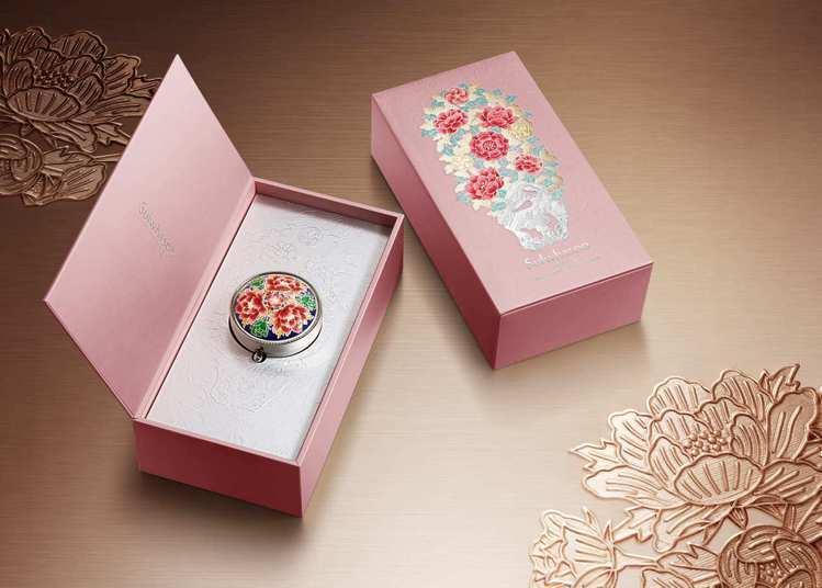 Sulwhasoo雪花秀花釉彩妍盒—2019/(限量70組)、5,380元。圖/...