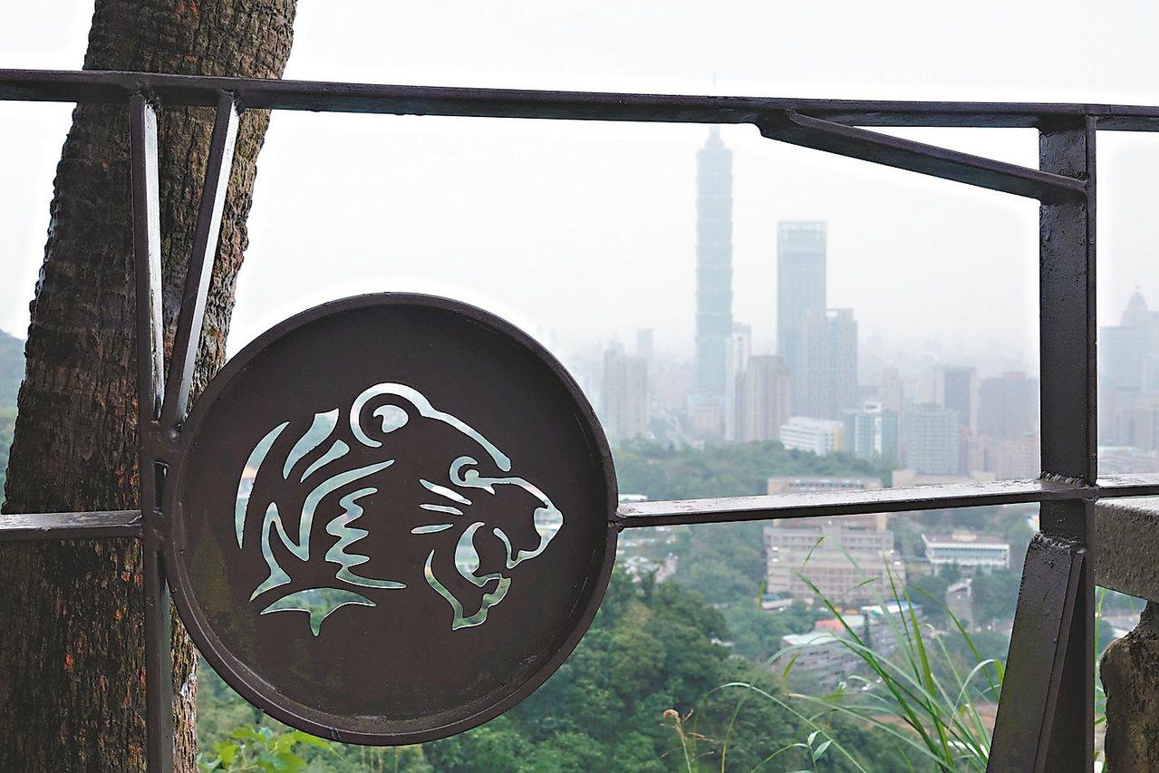 東北風挾帶大陸沙塵逐漸影響台灣空氣品質,昨天北部空品為橘色提醒,空氣霧濛濛,連一...