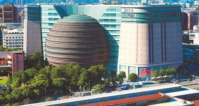 京華城標售案,由中石化旗下鼎越開發以372億元得標。圖/聯合報系資料照片