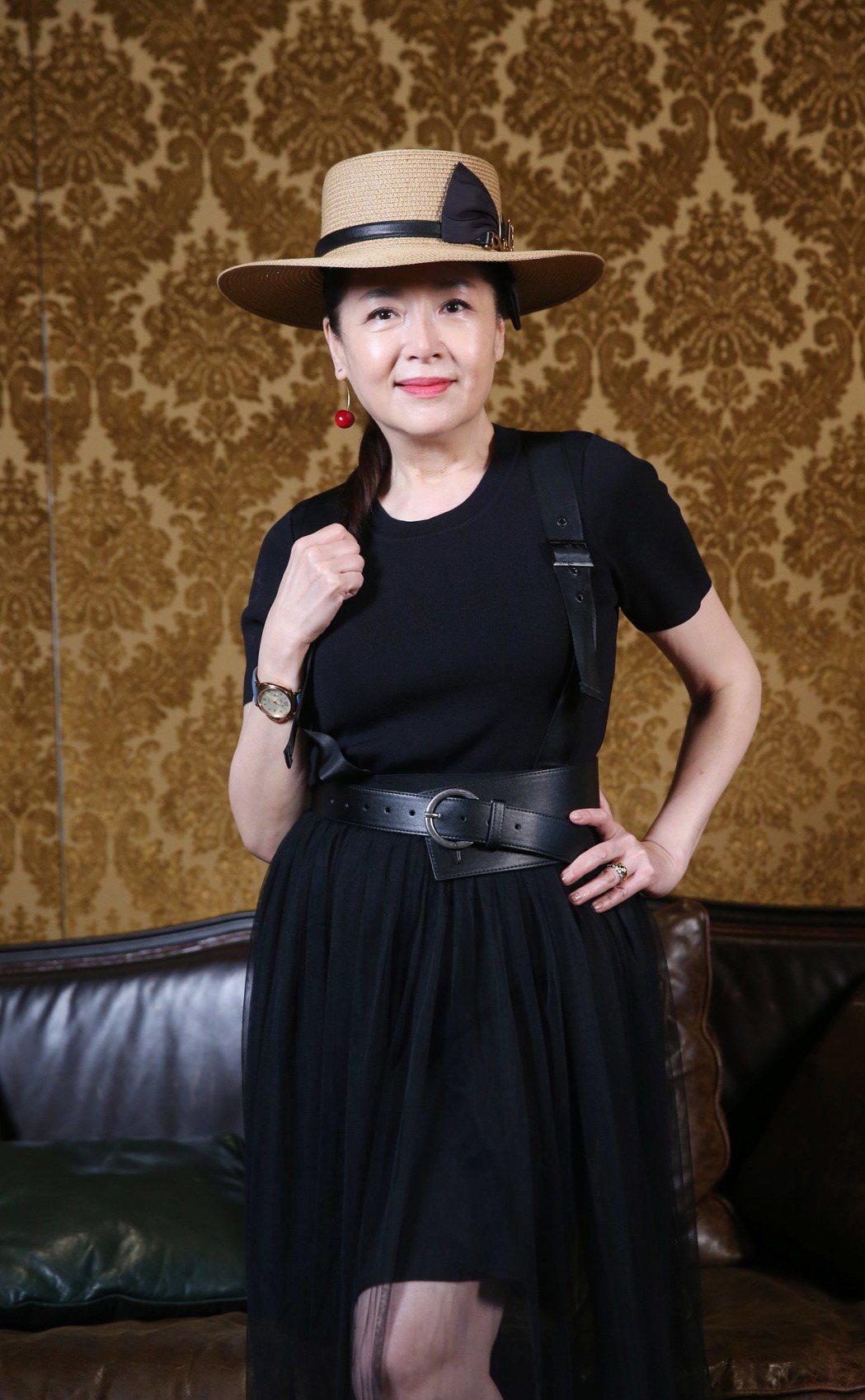 恬妞。記者邱德祥/攝影