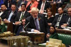 強生:保守黨若贏大選 英國最晚明年一月底脫歐