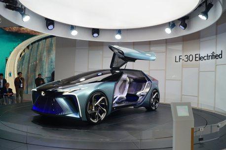 Lexus旗下首款電動車發表開始倒數!