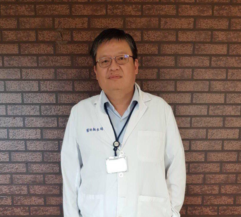 成大醫院血液腫瘤科副教授兼主治醫師 顏家瑞醫師