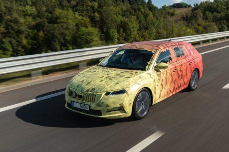 第四代ŠKODA Octavia資訊搶先公布 Combi車型11/11首發!