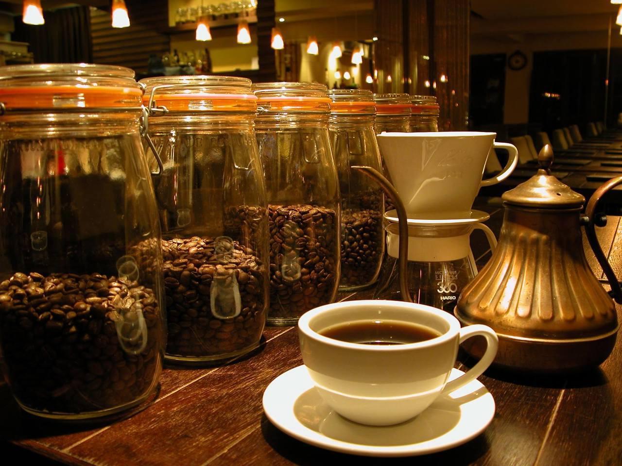 圖/湛盧咖啡