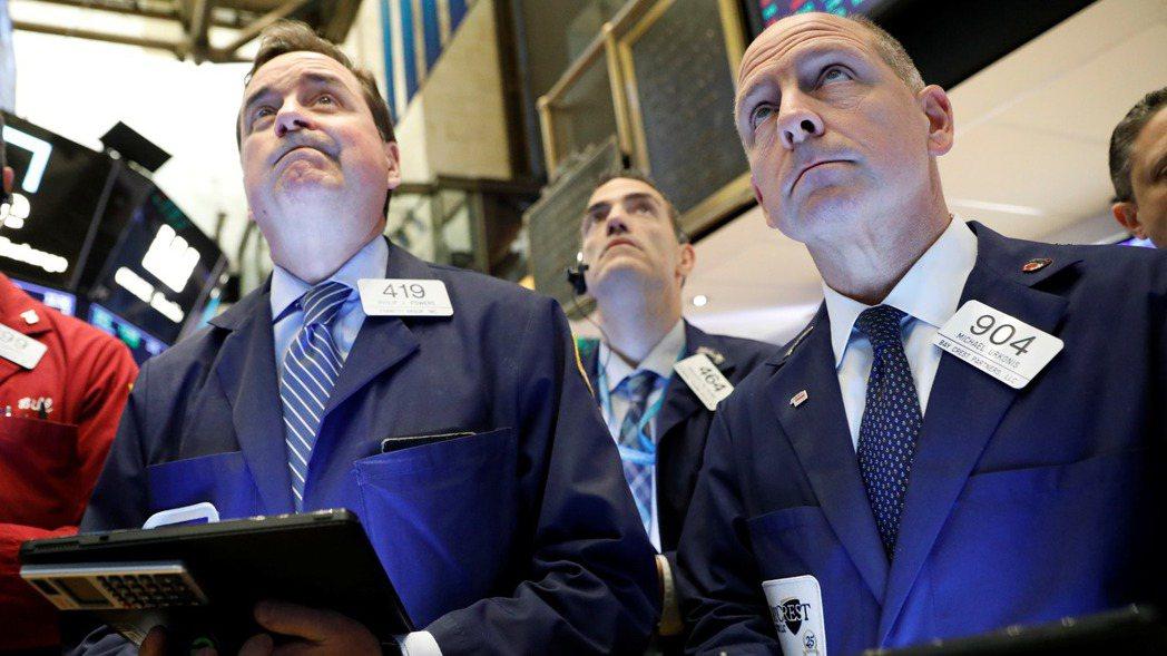 美股標普500指數周三再創收盤新高。  (路透)