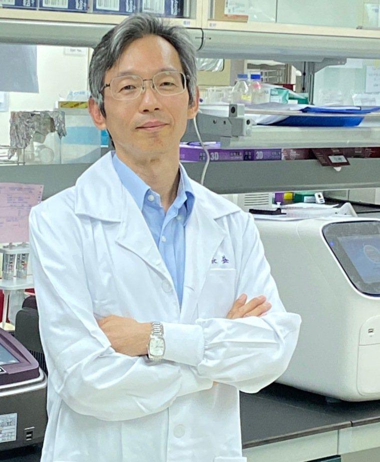 研發「肝癌ctDNA甲基化」專利技術,前工研院研究員、現為華聯生技甲基化計畫首席...