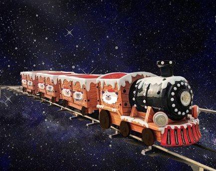 森林小火車。圖/新北市政府觀光旅遊局提供