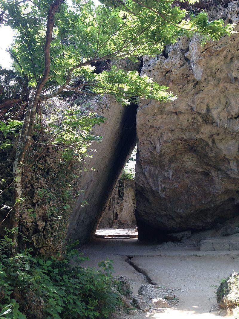 齋場御嶽過去是琉球王國的祈福聖地。圖/維基百科