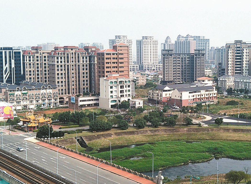 原PO表示自己繼承了阿公在青埔重劃區的67坪土地。圖/聯合報系資料照片