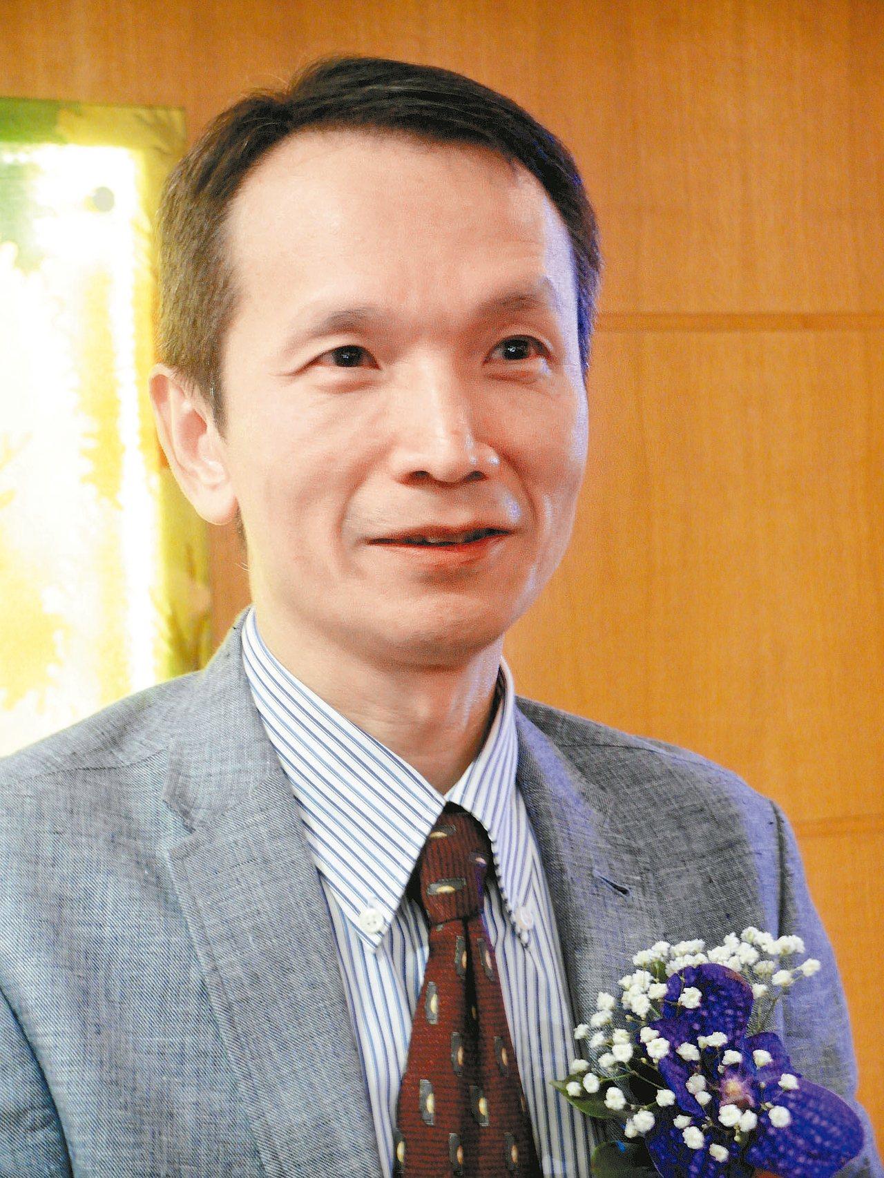 台嘉碩董事長黃鈺同。 圖/聯合報系資料照片