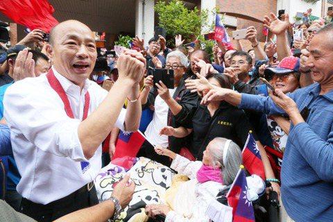 王宏恩/韓粉投票率高?對韓國瑜的「狂熱」非重要因素