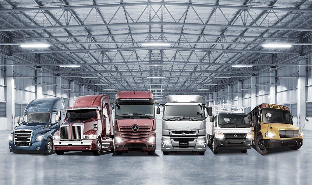 德國戴姆勒集團(Daimler AG)已收購Fuso至89.29%股份,現在已經...